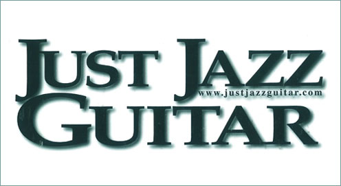 Just Jazz Guitar Interview