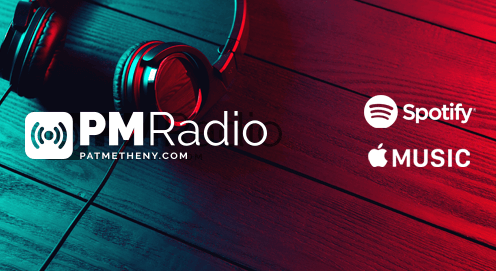 PMRadio is Now on Spotify and Apple Music